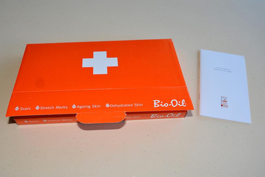 Bio Oil Box