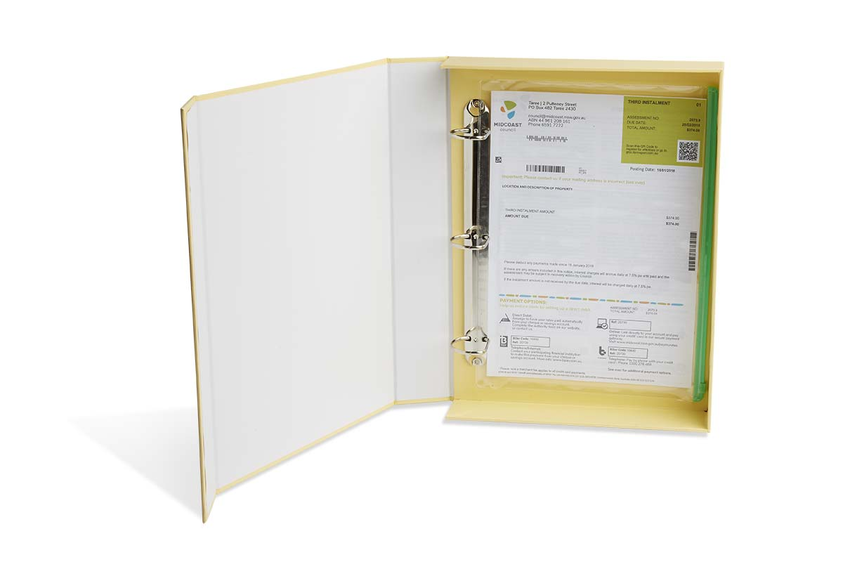 Yellow-Binder-in-a-Box